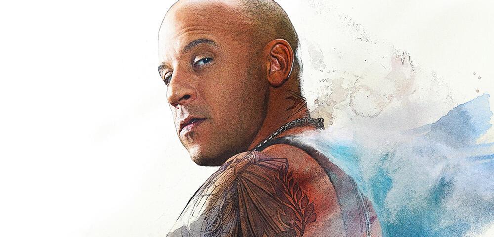 Vin Diesel   Freut euch auf diese kommenden Filme