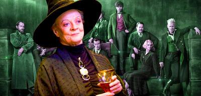 Maggie Smith als Minerva McGonagall/Phantastische Tierwesen: Grindelwalds Verbrechen