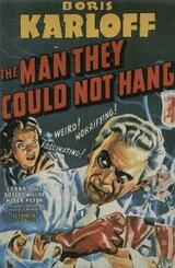 The Man They Could Not Hang - Poster
