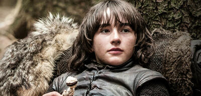 Isaac Hempstead-Wright in Game of Thrones