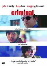 Criminal - Poster