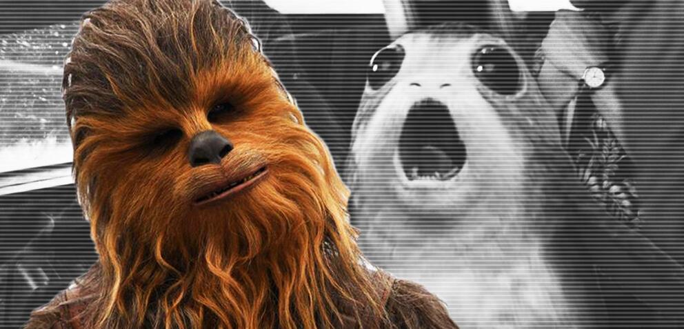 Star Wars 8: Chewies Porg-Skandal