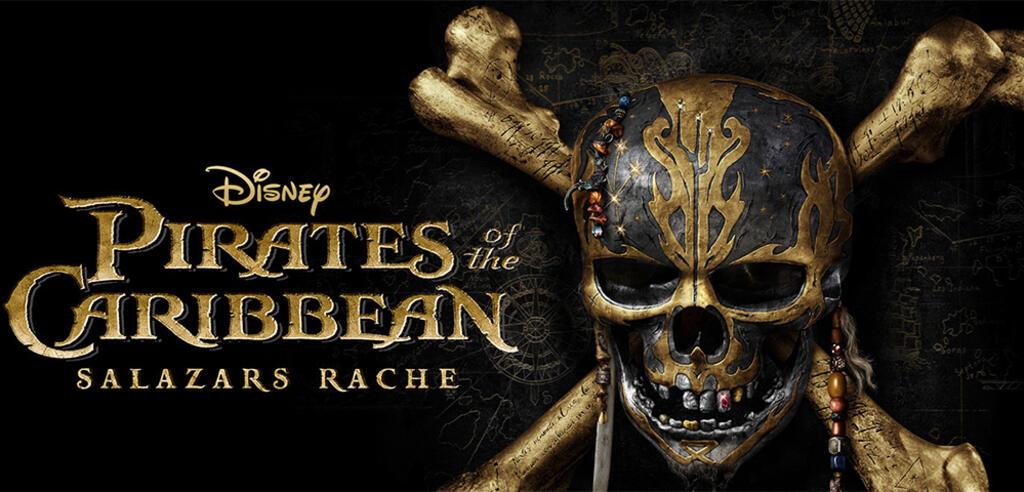Pirates Of The Caribbean - Salazars Rache Stream