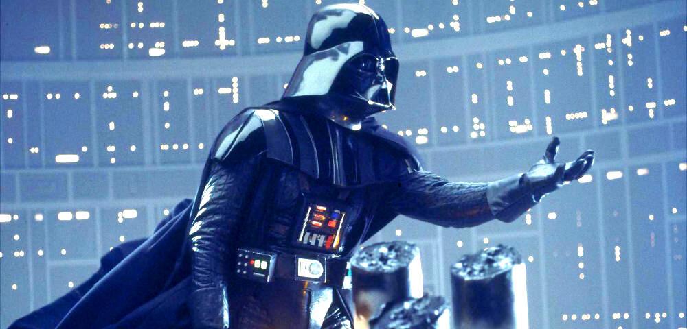 Star Wars - Comic gibt erschreckenden Hinweis, wer Darth ...