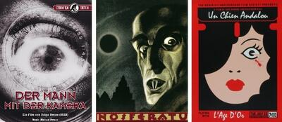 Tops der 20er Jahre-Stummfilme