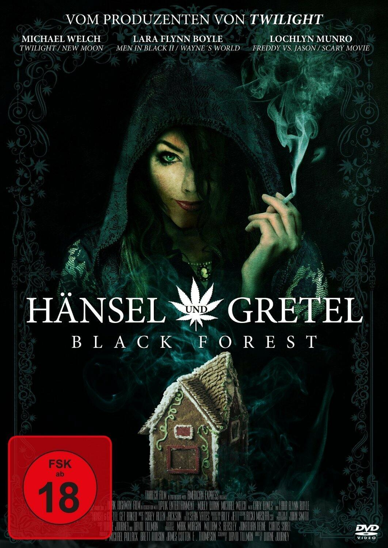 Hänsel Und Gretel Black Forest Stream