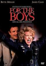 For the Boys - Tage des Ruhms, Tage der Liebe - Poster