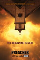 Preacher - Staffel 1 - Poster