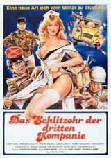 Das Schlitzohr der dritten Kompanie - Poster