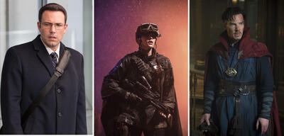 The Accountant/Rogue One/Doctor Strange