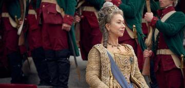 Helen Mirren als Katharina II. in Catherine the Great