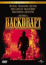 Backdraft - Männer, die durchs Feuer gehen - Poster