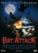 Bat Attack - Angriff der Fledermäuse - Poster