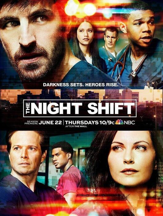 Night Shift Staffel 2
