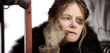 Jennifer Jason Leigh in The Hateful 8