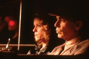 The Man Who Wasn't There mit Billy Bob Thornton und Frances McDormand