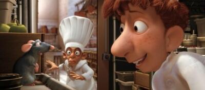 Wird Ratatouille der nächste Pixar-Film in 3D?