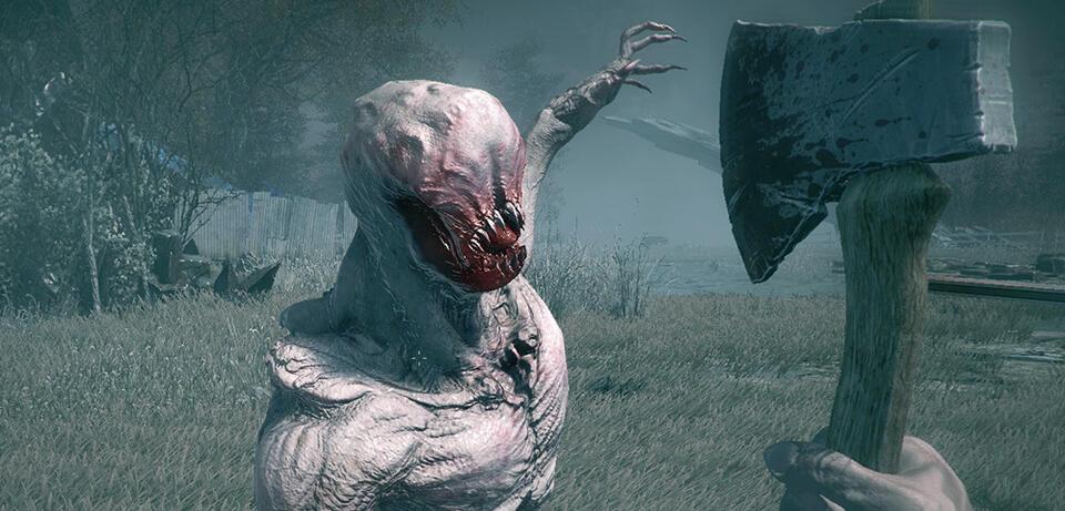 Die Monster rücken euch ziemlich auf den Pelz