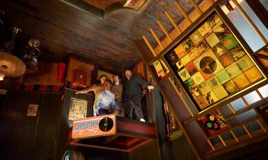 Escape Room mit Tyler Labine, Logan Miller, Taylor Russell und Jay Ellis - Bild 6