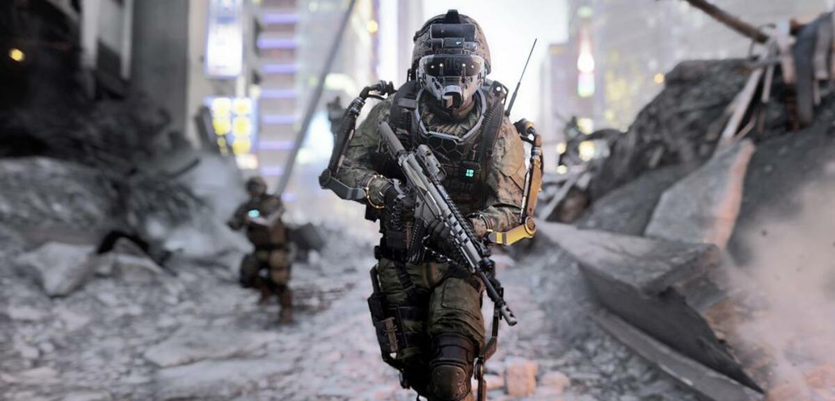 Call Of Duty Spiele
