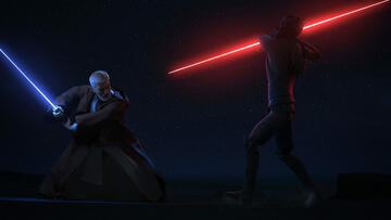 Darth Maul in Rebels