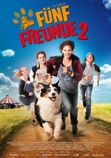 Fünf Freunde 2 - Poster