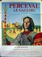 Perceval le Gallois - Poster