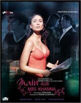 Mrs Khanna and I - Poster