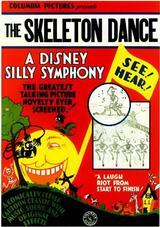 Tanz der Skelette - Poster