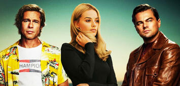 Bild zu:  Once Upon... a Time in Hollywood