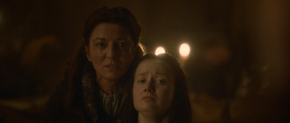 Game of Thrones - Staffel 3 mit Michelle Fairley