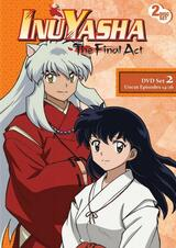 Inuyasha - Staffel 8 - Poster