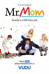 Mr. Mom - Poster
