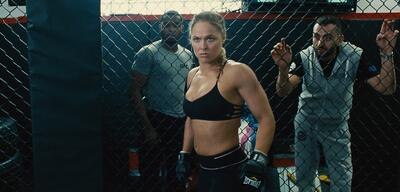 Ronda Rousey in Entourage