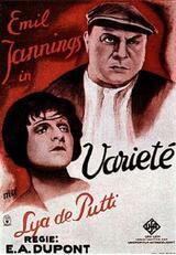 Varieté - Poster