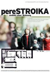 Perestroika - Umbau einer Wohnung