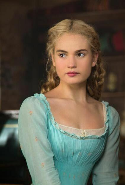 Filme lily james Why Lily