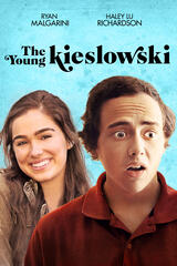 The Young Kieslowski - Poster