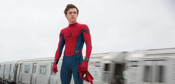Bild zu:  Spider-Man: Homecoming mitTom Holland