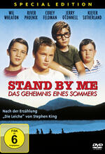 Stand by Me - Das Geheimnis eines Sommers Poster