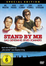 Stand by Me - Das Geheimnis eines Sommers - Poster