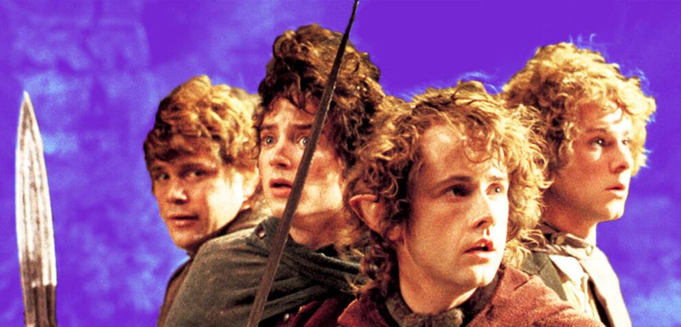 Fast gab es für die Hobbits Herr der Ringe-Nacktheit
