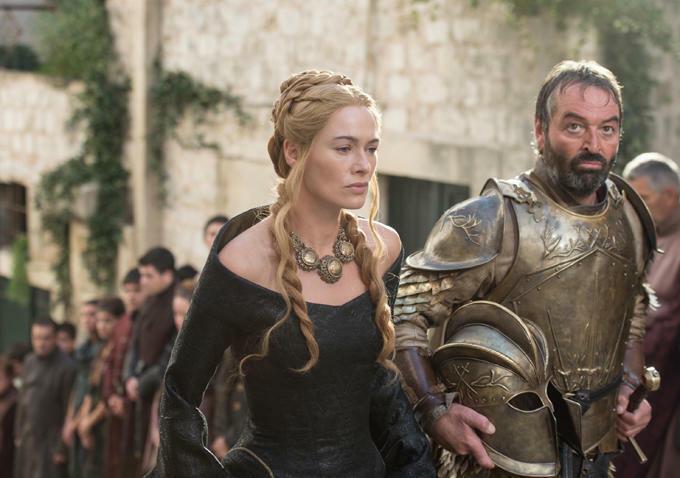 Game of Thrones - Staffel 5 mit Lena Headey und Ian Beattie