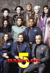 Spacecenter Babylon 5 - Poster