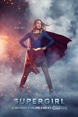 Supergirl - Staffel 3 - Poster