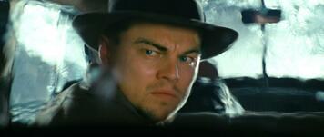 Leonardo DiCaprio in Shutter Island.