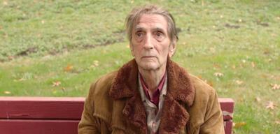 Harry Dean Stanton in Twin Peaks