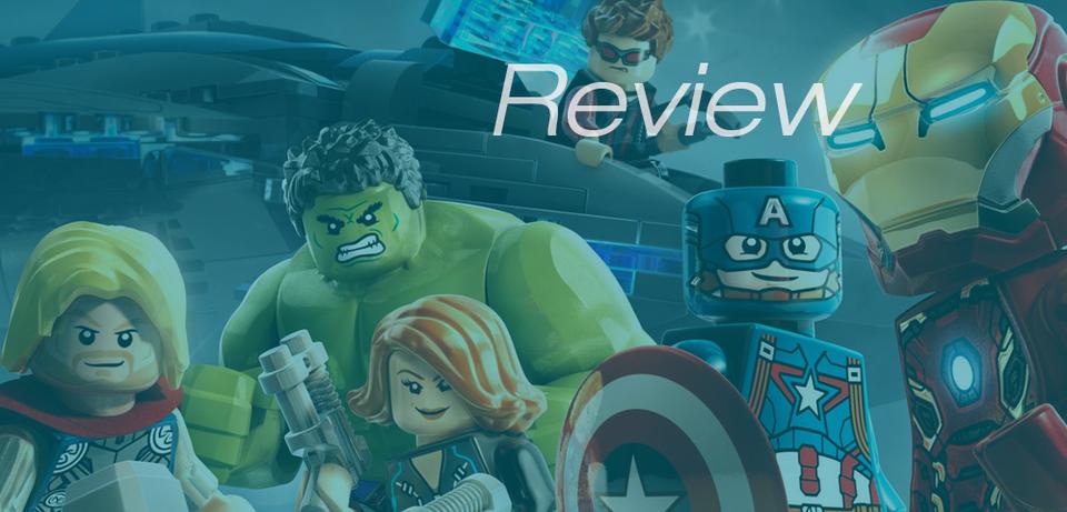 Lego Marvel's Avenger folgt den Filmhandlungen