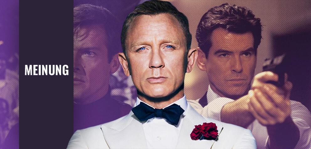 Daniel Craig könnte die Bond-Ära zu einem befriedigenden Ende bringen