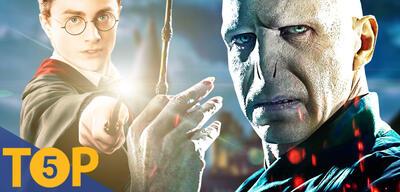 Lord Voldemort trachtet nach Harrys Leben